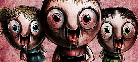 Your Favourite '90s Cartoon Characters As Drug Addicts