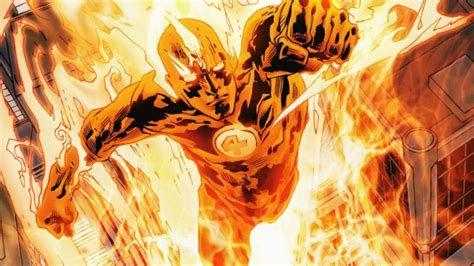 Human Torch to Join the Uncanny Inhumans - IGN