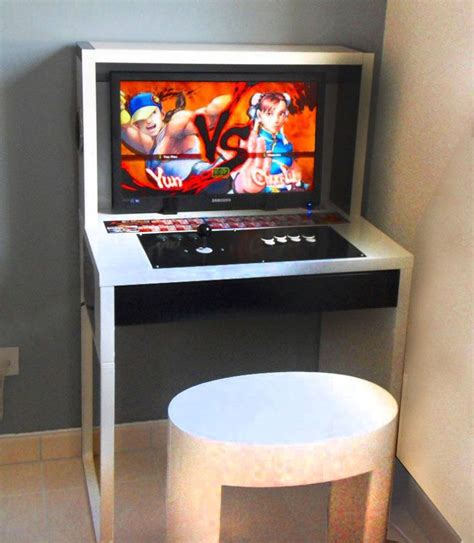 Build This Glorious DIY Arcade Out of IKEA Parts
