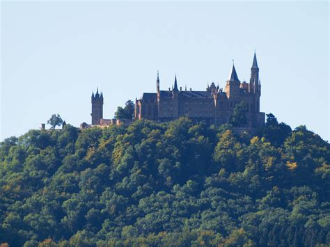 Hohenzollern Castle, Bisingen, Germany - Our ongoing tour