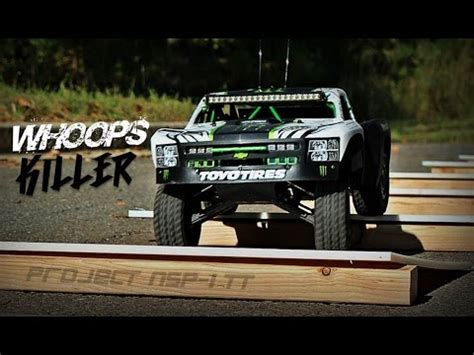 Project NSP-1 RC Trophy Truck :: The Whoops Killer :: Slow