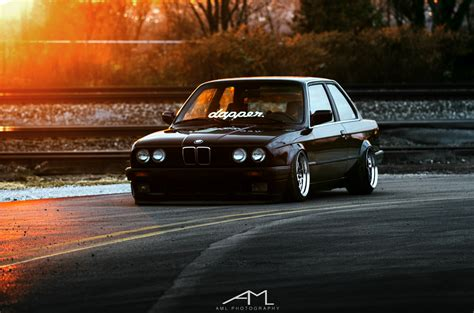 There is something so special about BMW E30's