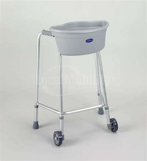 Carry Aid/Caddy for Zimmer/Walking Frame with removable