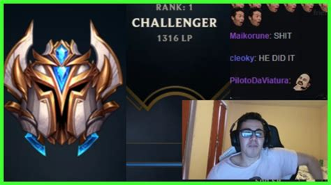 TF Blade Made Rank 1 On EUW in 15 Days! - Best of LoL