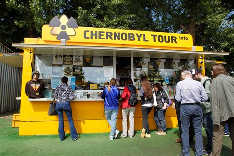 Chernobyl sees a spike in visitors as pop culture