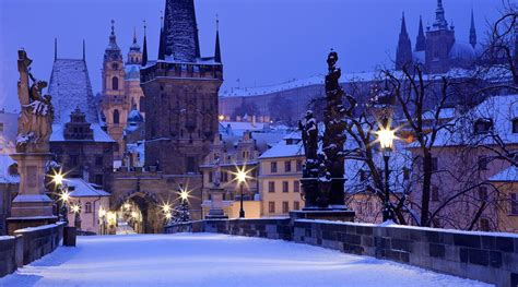 Winter Holidays in Europe | Destinations & Ideas | Four