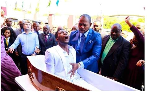 African Preachers Preying on the Vulnerable