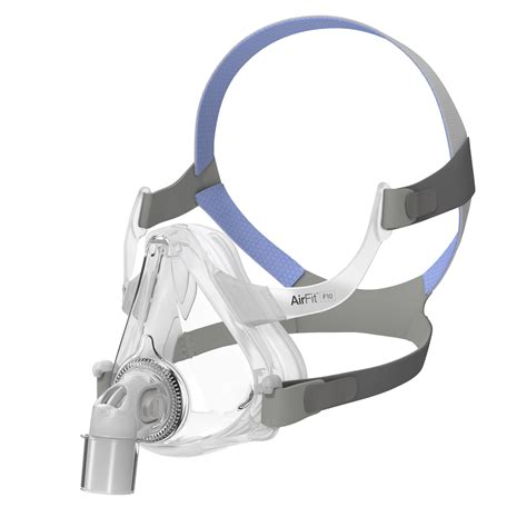 ResMed F10 Full Face Mask - The CPAP Clinic