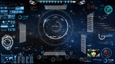 Inside Spaceship Wallpapers (69+ background pictures)