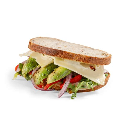 California Dreamin' Sandwich · Available at Chicago O'Hare