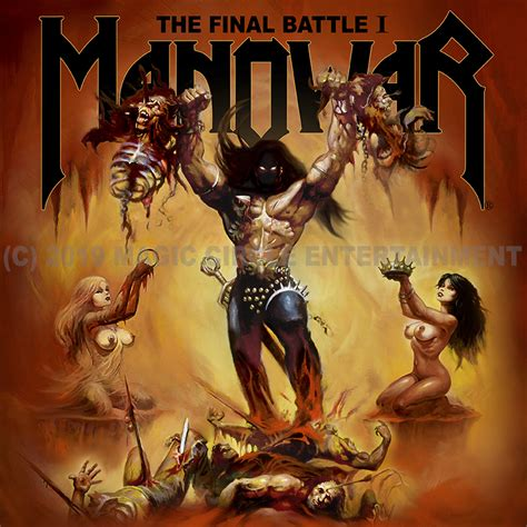 """MANOWAR Announce Release Date Of New EP – """"The Final"""