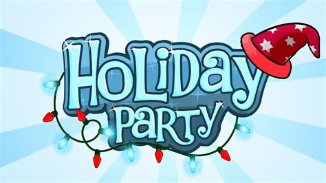 Club Penguin: Holiday Party 2013 - YouTube