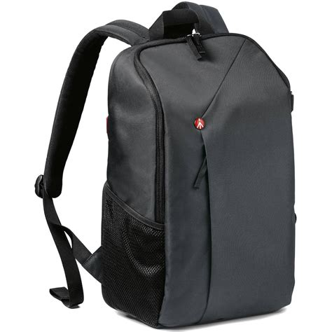 Manfrotto NX CSC Camera/Drone Backpack (Gray) MB NX-BP-GY B&H