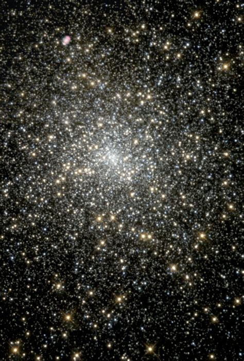 A Dying Star in Globular Cluster M15 | ESA/Hubble