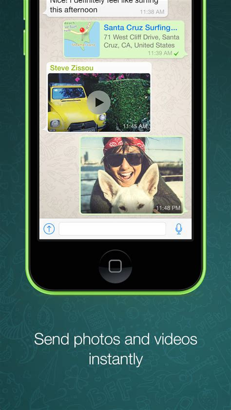 WhatsApp Messenger Updated With Many New Features