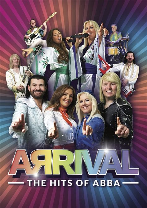 Arrival: The Hits of ABBA - PLAYHOUSE Whitely Bay