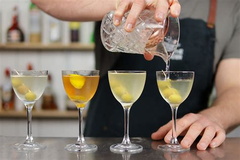 Fifty Fifty Martini Recipe - with 50/50 Gin & Dry Vermouth!