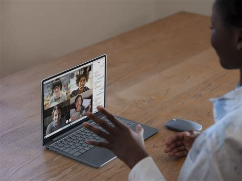 Microsoft debuts the 12-inch Surface Laptop Go, for an