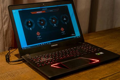 Samsung gets into gaming with Notebook Odyssey laptop