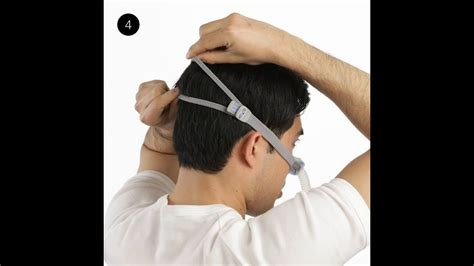 ResMed AirFit N30: How to fit your slip-on nasal CPAP mask
