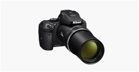 Nikon's New Point and Shoot Has an Absurdly Long Zoom