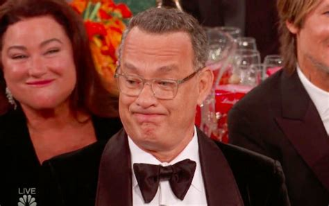 Tom Hanks Generates Meme With His Reaction to Ricky