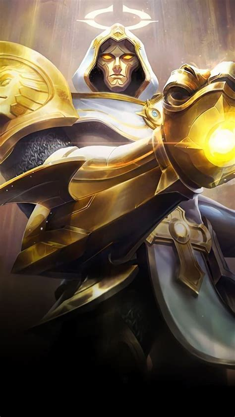 Aldous HD Wallpaper Mobile Legends For PC and Phone