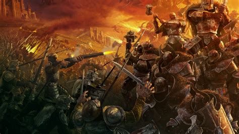 Total War: Warhammer Leaks Thanks to Art Book - IGN