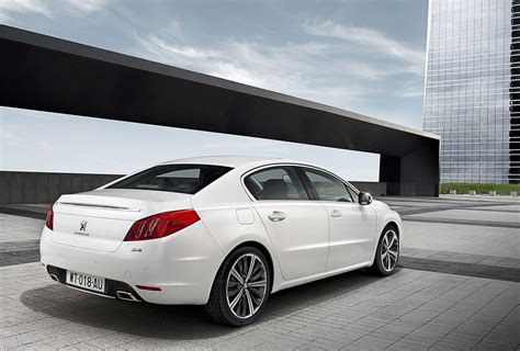 Peugeot 508 Review [video]