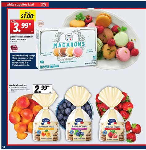 Lidl Current weekly ad 04/22 - 04/28/2020 [10] - frequent