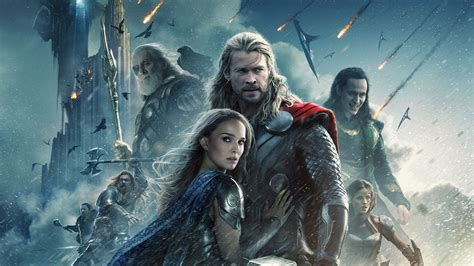 2013 Thor 2 The Dark World Wallpapers | HD Wallpapers | ID