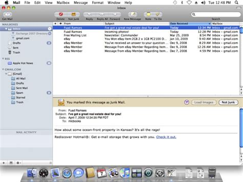 How to Manage Spam E-mail with Apple Mail - dummies