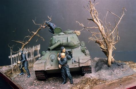 """Diorama """"Bail Out!"""" - Axis History Forum"""