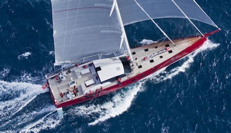 Aboard 'the world's fastest 100-footer' - Yachting World