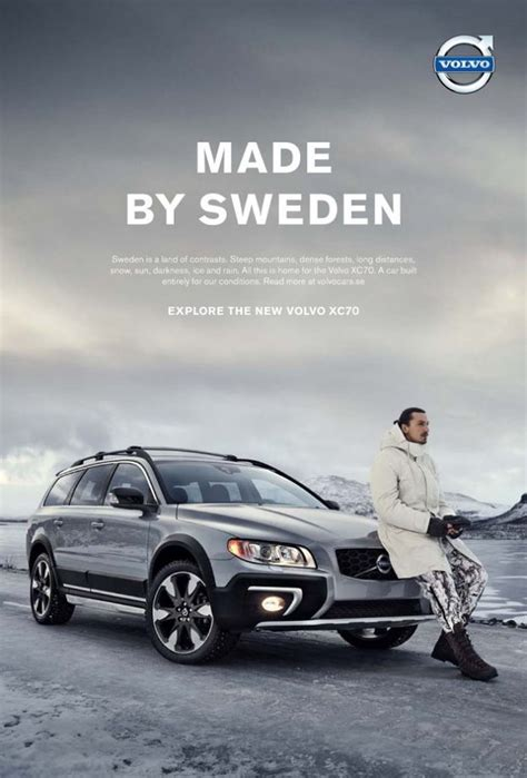 VOLVO | MADE BY SWEDEN | LE BOOK