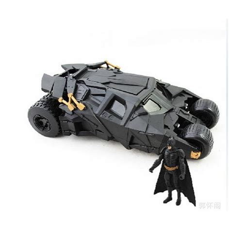 Two In One Awesome Batman Tumbler Batmobile Toy Action