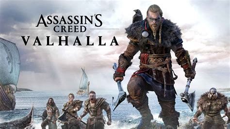 Assassin's Creed Valhalla Details Announced