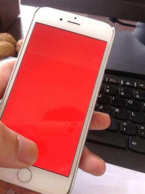 How to fix a red screen on my iPhone 4 - Quora