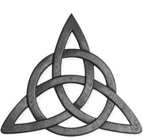 Wiccan symbol meaning an Unbreakable Bond