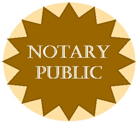 Notary Public | Free Images at Clker