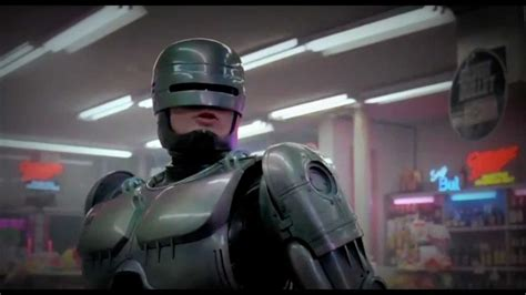 Robocop - Thank You for Your Cooperation, Good Night