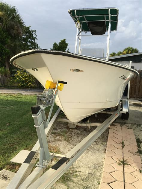 22' Stratos Center Console - The Hull Truth - Boating and