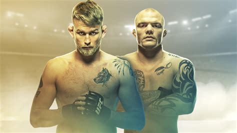 UFC-Stockholm | Sports Betting South Africa