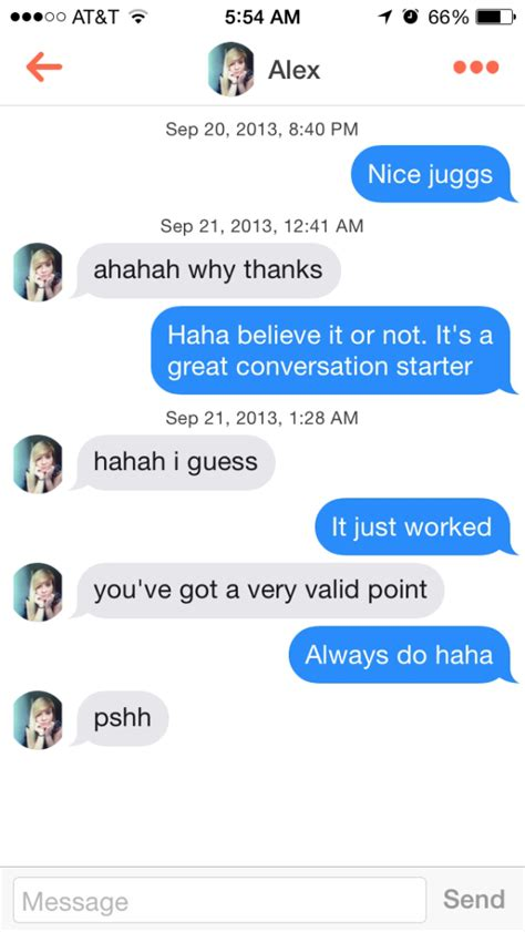 Funny And Inappropriate Attempts To Hook Up On Tinder