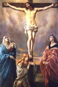 Holy Rosary Fifth sorrowful Mystery - Crucifixion and death
