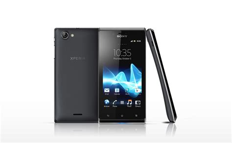 Sony Xperia J Review   Trusted Reviews