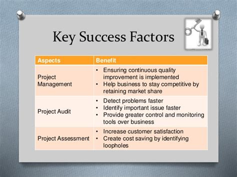 6 A Guide to Project Management Auditing Assessment and