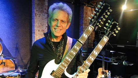 RIG TOUR: Don Felder on his live guitars, amp and effects