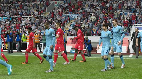 Here Is FIFA 15 In Glorious 4K - Full Match Video