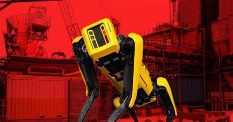 Boston Dynamics' Robot Dog Is Going to Work on an Oil Rig